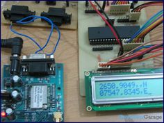 How to interface GPS with AVR microcontroller (ATmega16)