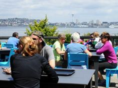 The Best Places to Drink Outdoors in Seattle, WA | Serious Eats: Drinks