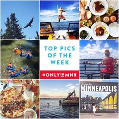 Soak up summer in #Minnesota. #OnlyinMN