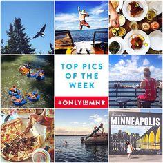 Soak up summer in #Minnesota. #OnlyinMN
