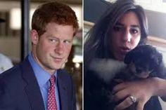 Uma brasileira pode se tornar a mais nova integrante da família real inglesa. Filho da princesa Diana (1961-1997) com o príncipe Charles, Harry, de 30 anos, ...