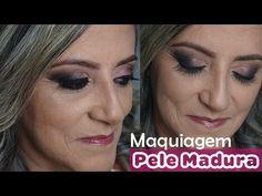 Maquiagem de festa pele madura #VEDA