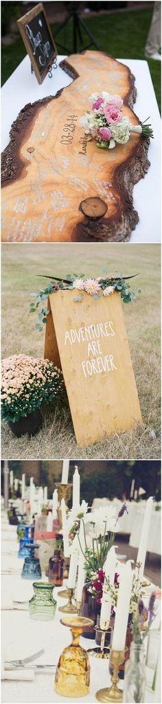 Wedding Ideas » 20+ Gorgeous Boho Wedding Décor Ideas on Pinterest » ❤️ See more: http://www.weddinginclude.com/2017/05/boho-wedding-decor-ideas-on-pinterest/