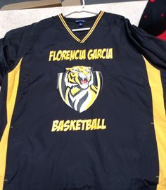 We are always customizing uniforms for sports teams! Order your uniforms today at CustomPlanet.com!