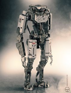 ArtStation - Robot_Concept , Rafael Amarante
