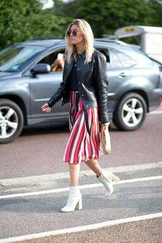 Fashion Blogger Collective: London Fashion Week Street Style SS16