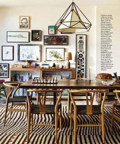 designer pamela shamshiri for house beautiful (so much goodness in this room!)