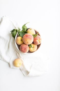 Fresh Okanagan Peach