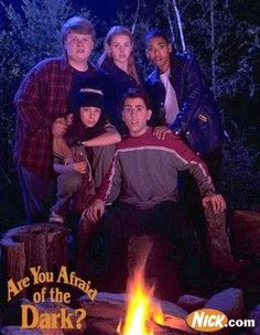 Are You Afraid of the Dark? used to scare the crap out of me