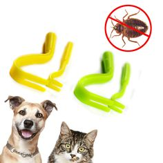 Tick Twister Remover Hook Tool Pack x 2 Sizes Dog Horse Cat Pet Human Flea Remover Tweezers Puppies Groom Tool Pets 3, Pet Dogs, Tick Removal, Removal Tool, Puppy Grooming, Puppy Collars, Dog Store, Dog Car, Large Animals