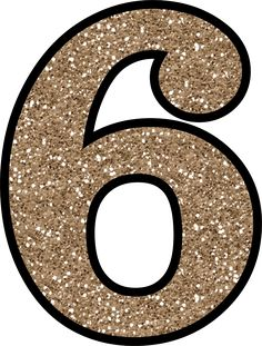 Free Digital Printable Glitter Numbers Glitter Without The Mess! Free Digital Printable Glitter Numbers 0 - Glitter Number 6 To PrintGlitter Without The Mess! Free Digital Printable Glitter Numbers 0 - Glitter Number 6 To Print Free Printable Numbers, Printable Letters, Free Printables, Glitter Texture, Glitter Nikes, Glitter Uggs, Glitter Lipstick, Number Cake Toppers, Number Stencils