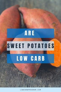 Sweet potatoes have become very popular recently, often being touted as the healthier alternative to white potatoes. But is this true? Low Carb Blog, White Potatoes, Healthy Alternatives, Sweet Potato, Popular, Food, Essen, Popular Pins, Meals