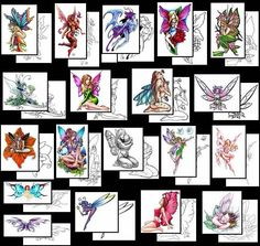sexy fairy tattoo designs  fairy tatoos  latest tattoo
