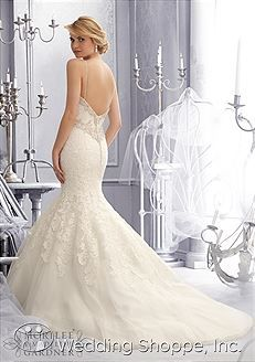 Bridal Gowns Mori Lee 2689 Bridal Gown Image 1