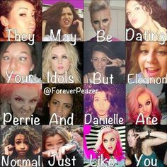 Our idols * but YESSS and what is this i am hearing that liam and danielle broke up again??? :(