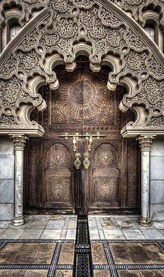 omnyat, magic-of-eternity: Moroccan Pavilion in the...