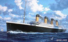 """TITANIC EM FOCO: O Titanic """"RENASCE"""" na arte de Ken Marschall"""