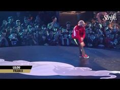 LILOU vs TAISUKE | STRIFE. | Red Bull BC One 2013 World Finals in Seoul - YouTube