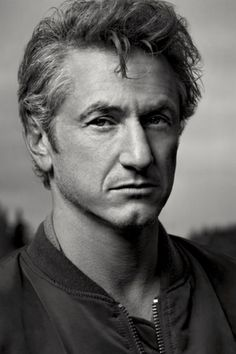 Sean Penn, es un actor y director estadounidense.