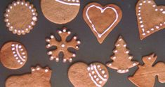 Doing some Christmas baking? These Pepparkakor or Nordic Ginger Cookies are amazing!