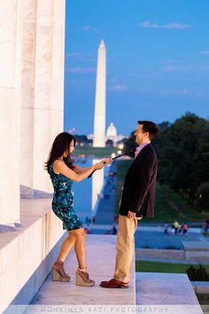 cute engagement photo #wedding #weddinginvitations