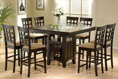 Kitchen Table and Chair Sets and Dinette