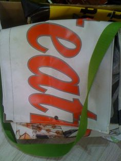 #eat bag pvc recycled