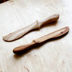 how to make a spoon knife