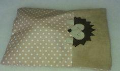 African hedgehog snuggle sack BEIGE