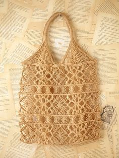 Vintage Straw Bag I have two of these that I love to pieces!!!