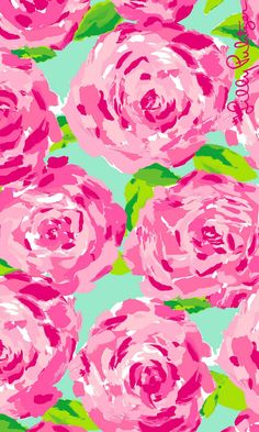 Lilly Pulitzer Oh Shello Mobile Wallpaper Lilly Love