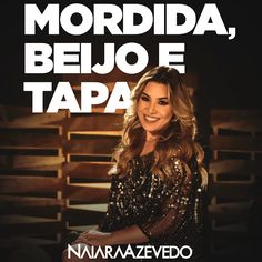 Naiara Azevedo - Mordida, Beijo e Tapa | Musica por Dia #81