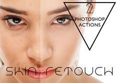 Professional Airbrush Photoshop Action by LouMarksPhoto on Etsy