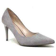 d1ba64615 SANFASHION Escarpins Mode Femmes Sandale Bout Pointu Cheville Hauts ...