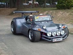 Cool vw Manx dune buggy wide body volkswagen...not for the sand....but a great ride down the road!...