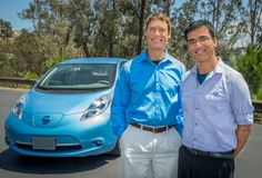"""Self-driving electric """"robocabs"""" could slash GHG emissions 94%, study shows   Inhabitat - Sustainable Design Innovation, Eco Architecture, Green Building"""