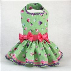 Butterfly kisses dog dress http://www.littledogfashion.com/Butterfly-Kisses-Spring-Dresses-for-Dogs-p/butterfly-kiss-dres.htm