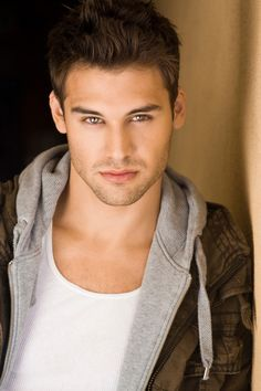 Ryan Guzman...he's a former MMA fighter and in the new Step Up movie. Double yum! :)