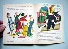 My Vintage Avenue !!! 50's and 60's illustrations !!!: Caramel illustrated by Leonard Weisgard, 1962