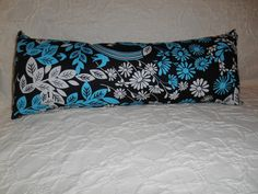 L31 1 Lumbar Travel or Neck  Novelty Pillow  by NoveltyPillows4All, $18.00