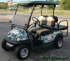 Bigdog Custom Golf Carts