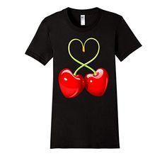 Women's Heart Shaped Red Berries ( Red Berry ) T-Shirt Sm... https://www.amazon.com/dp/B06XBTQCPS/ref=cm_sw_r_pi_dp_x_OZkUyb820JXW3