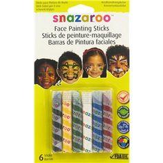 Snazaroo Face Paint Sticks | Shop Hobby Lobby, 4.99$