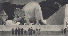 Hunting Dinosaurs on Venus Plastic Dinosaurs, Time Travel, Venus, Hunting, Moose Art, Animals, Animales, Animaux, Animal