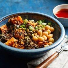 Pressure-Cooker Buddha Bowl - EatingWell.com
