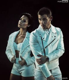 """Demi Lovato e Nick Jonas no Brasil? Dupla pode trazer a """"Future Now Tour"""" ao país em abril de 2016"""