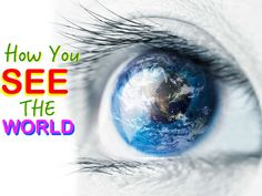How Do You See The World? Take the #quiz and see how you truly view life!