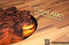 Food ABC: [Rezept R] russischer Zupfkuchen