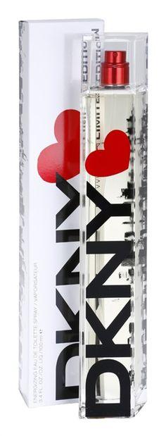 DKNY Women Heart Limited Edition woda toaletowa dla kobiet