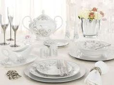 Dine: a complete crockery set for any occasion.